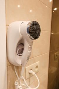 A bathroom at Hotel De Zeebries Budget