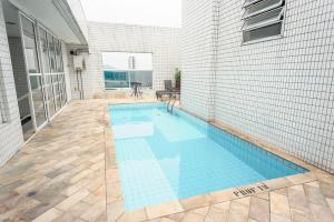 The swimming pool at or near Hotel The Premium