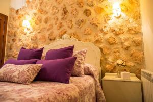 Zona de estar de Hotel Rural Sisapo