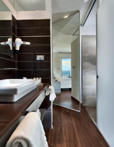 Ванная комната в Yes Hotel Touring