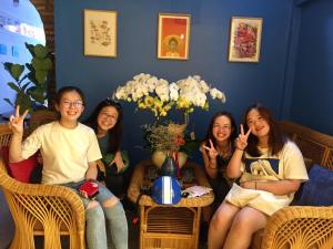 Guests staying at K2 Homestay & Coffee