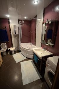 Ванная комната в Sweet Sleep Hostel