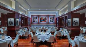 A restaurant or other place to eat at Walt Disney World Dolphin