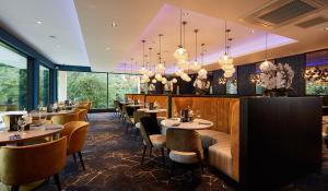 A restaurant or other place to eat at Dalmeny Park House Hotel