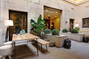 Un restaurante o sitio para comer en Catalonia Puerta del Sol