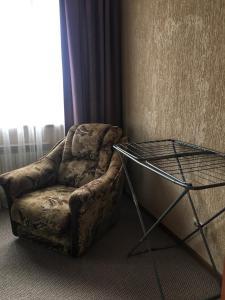 Гостиная зона в Мини гостиница Старый Причал
