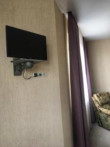 Телевизор и/или развлекательный центр в Мини гостиница Старый Причал