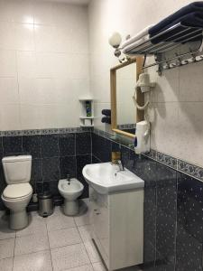 Ванная комната в Мини гостиница Старый Причал