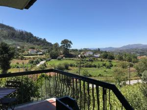 A balcony or terrace at Landscape Garden Village
