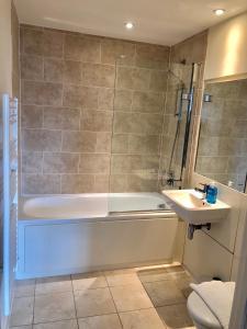A bathroom at The Paramount, Swindon