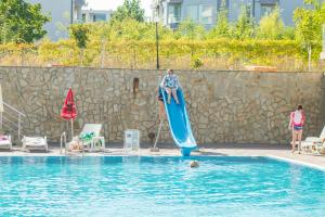 The swimming pool at or near The Clara Hotel Bulgaria