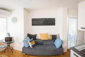 Posedenie v ubytovaní Apartment by Jassi