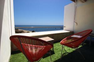 Un balcón o terraza de VILA TABARCA QUALITY & LUXURY