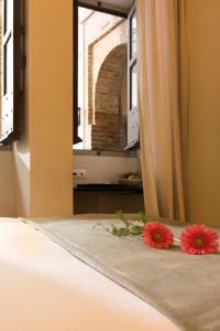 Letto o letti in una camera di Balcón de Córdoba