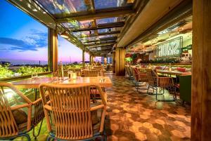 مطعم أو مكان آخر لتناول الطعام في فندق لاساغرادا إسطنبول