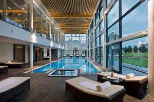 The swimming pool at or near Castlemartyr Resort Hotel