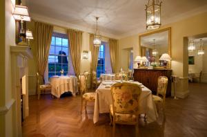 A restaurant or other place to eat at Castlemartyr Resort Hotel