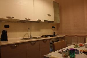 A kitchen or kitchenette at Bed & Breakfast San Francesco
