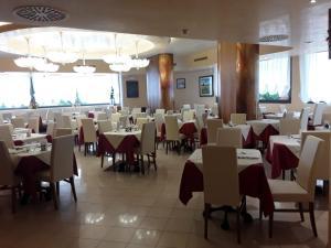 Restaurace v ubytování Hotel Kennedy