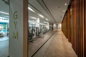 Фитнес-центр и/или тренажеры в Pavlo Napa Beach Hotel
