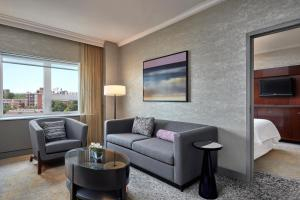A seating area at The Westin Nova Scotian