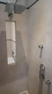 A bathroom at Villa Rheinblick