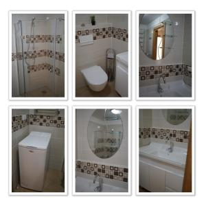 A bathroom at Manor Houses