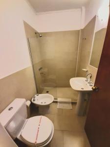 Un baño de Hotel Provincial