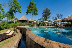 The swimming pool at or near 98 Acres Resort & Spa