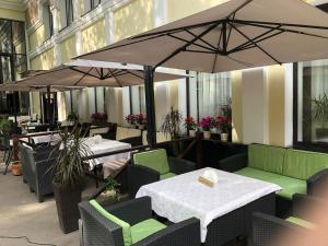 Ресторан / где поесть в Отель Палацио