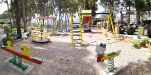 Children's play area at Matilde Beach Resort