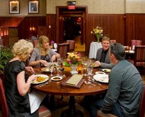 A restaurant or other place to eat at Marcus Whitman Hotel and Conference Center