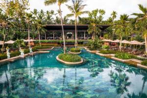 The swimming pool at or near Anantara Bophut Koh Samui Resort