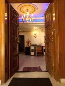 The lobby or reception area at ANTARA by Sturmfrei