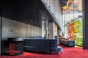 The lobby or reception area at SO/ Vienna