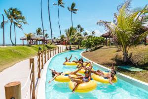 A piscina localizada em Enotel Acqua Club - All Inclusive ou nos arredores