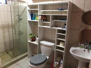 Um banheiro em THE FARM 689
