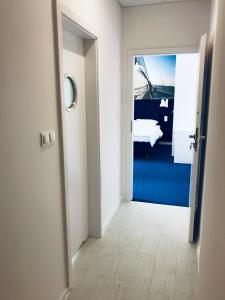 Łazienka w obiekcie Apartament Pod Żaglami