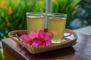 المشروبات في Cozy Cottages Lombok
