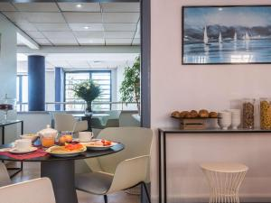 Breakfast options available to guests at Mercure Ajaccio