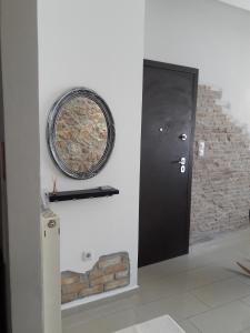 A bathroom at Stone house