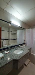 A bathroom at Ivory Hotel Apartments