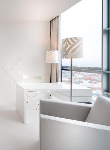 A bathroom at SO/ Vienna