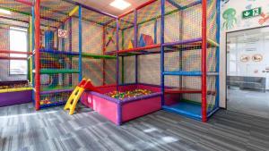 The kid's club at Apartamenty Siesta-Family SPA