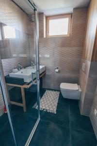 Kúpeľňa v ubytovaní Stylish apartments at Penati Golf Resort