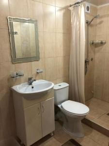 Ванная комната в Апартаменты