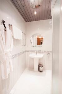 Ванная комната в Спа Отель Синдика