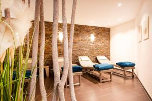 Spa and/or other wellness facilities at Landart Hotel Beim Brauer