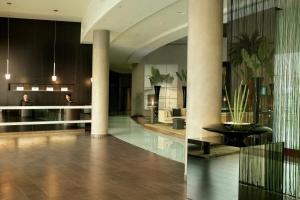 The lobby or reception area at Centro Sharjah - by Rotana