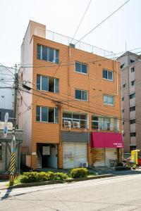 ゲストハウスが所在する建物